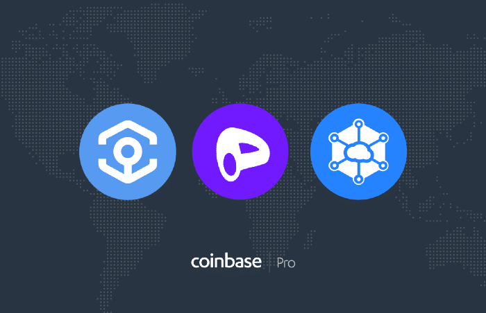 Ankr (ANKR), Curve DAO Token (CRV) and Storj (STORJ) coming to Coinbase