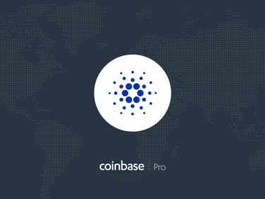Cardano Finally Arrives On Coinbase, ADA Price Rises