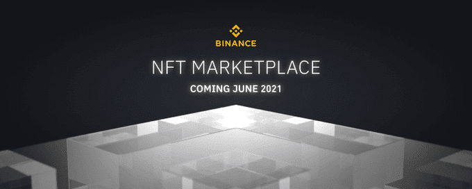 Binance to launch its NFT trading platform