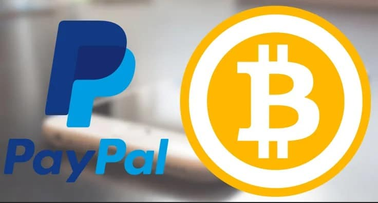 Bitcoin price rises following PayPal announcement that now allows users to pay in BTC, ETH and LTC