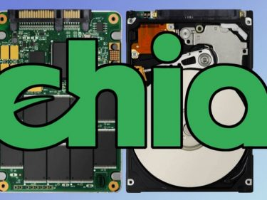 CHIA Cryptocurrency Miners Cause SSD Shortage
