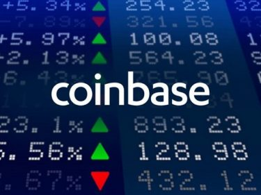 Coinbase reveals its Nasdaq listing date