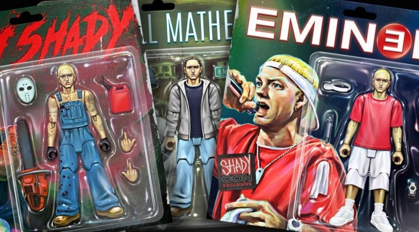 Eminem launches its first NFTs on Nifty Gateway