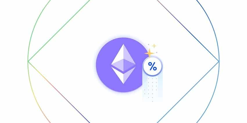 Ethereum ETH2 staking starts on Coinbase with an interest rate of up to 6%
