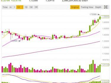 xrp price up 24%
