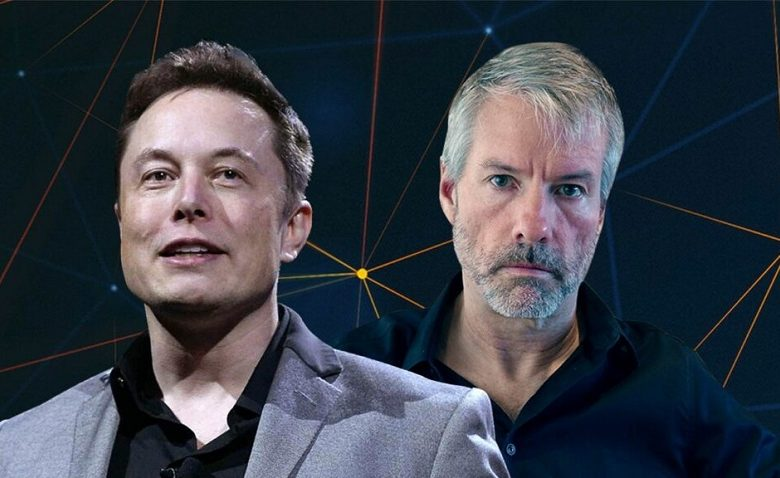 Elon Musk and Michael Saylor meet with North American BTC miners in a bid to make Bitcoin mining greener