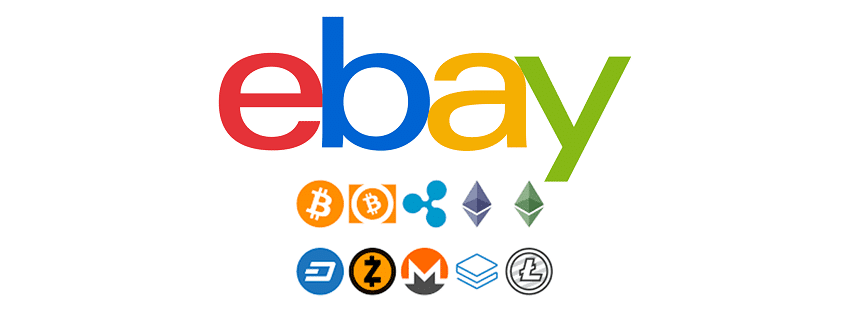 Soon Bitcoin payment on Ebay The company indicates that it is looking at payment in cryptocurrency