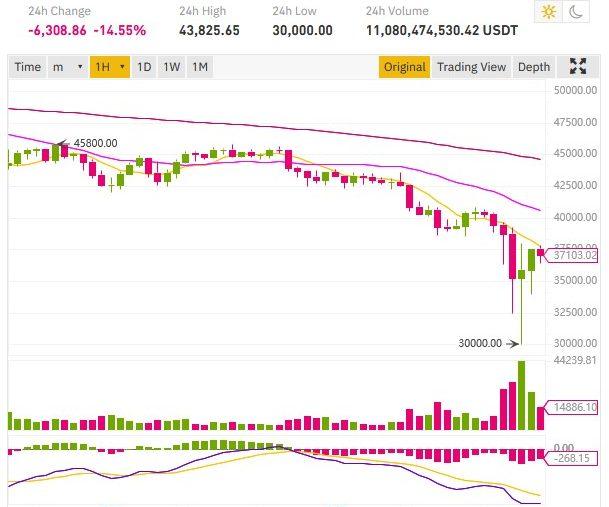 bitcoin price crash 30000