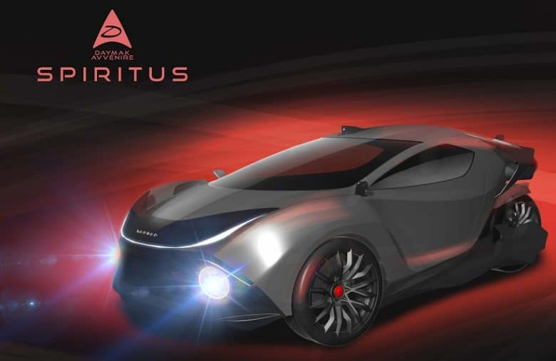 Car maker Daymak to launch Spiritus electric car that can mine Bitcoin and cryptocurrencies