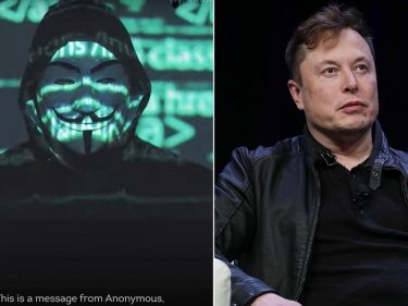 Elon Musk, new target of hacker group Anonymous
