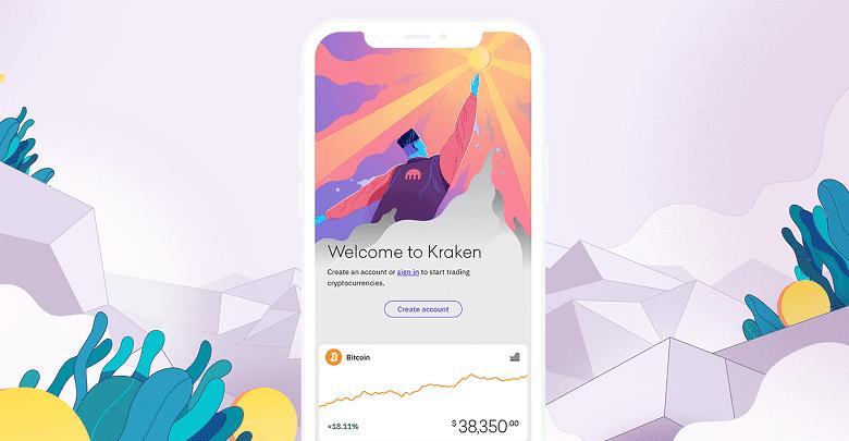 Kraken crypto exchange launches new mobile app