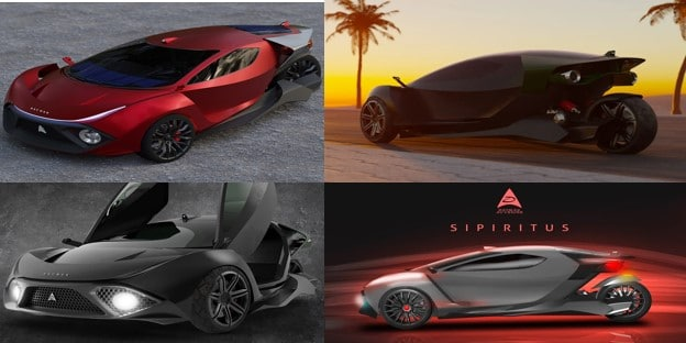 daymak spiritus electric car crypto mining