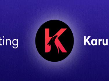 Karura (KAR) listed on Kraken