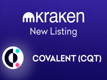 Kraken to List Covalent Query Token (CQT) on July 6, 2021