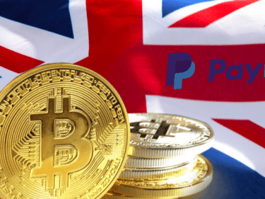 PayPal launches cryptocurrency services in Europe, starting with UK